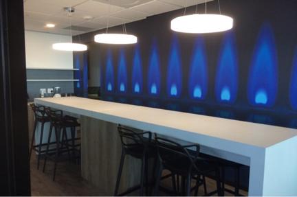 Avedia Energy Lunchroom