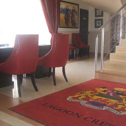 Lagoon Crest Hotel Lobby