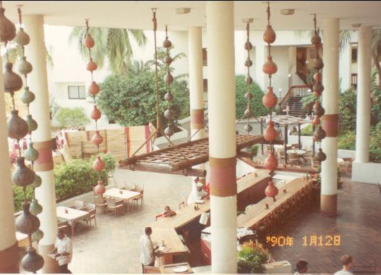 Eko Hotel Calabash Bar