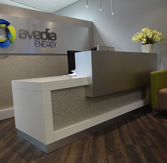 Avedia Energy Reception