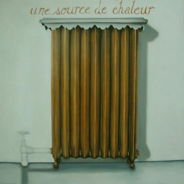 UNE SOURCE DE CHALEUR