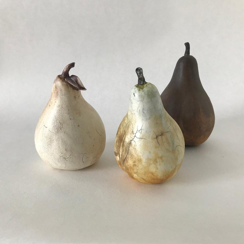 poires_pears $80 ch_each, Hélène Fleury