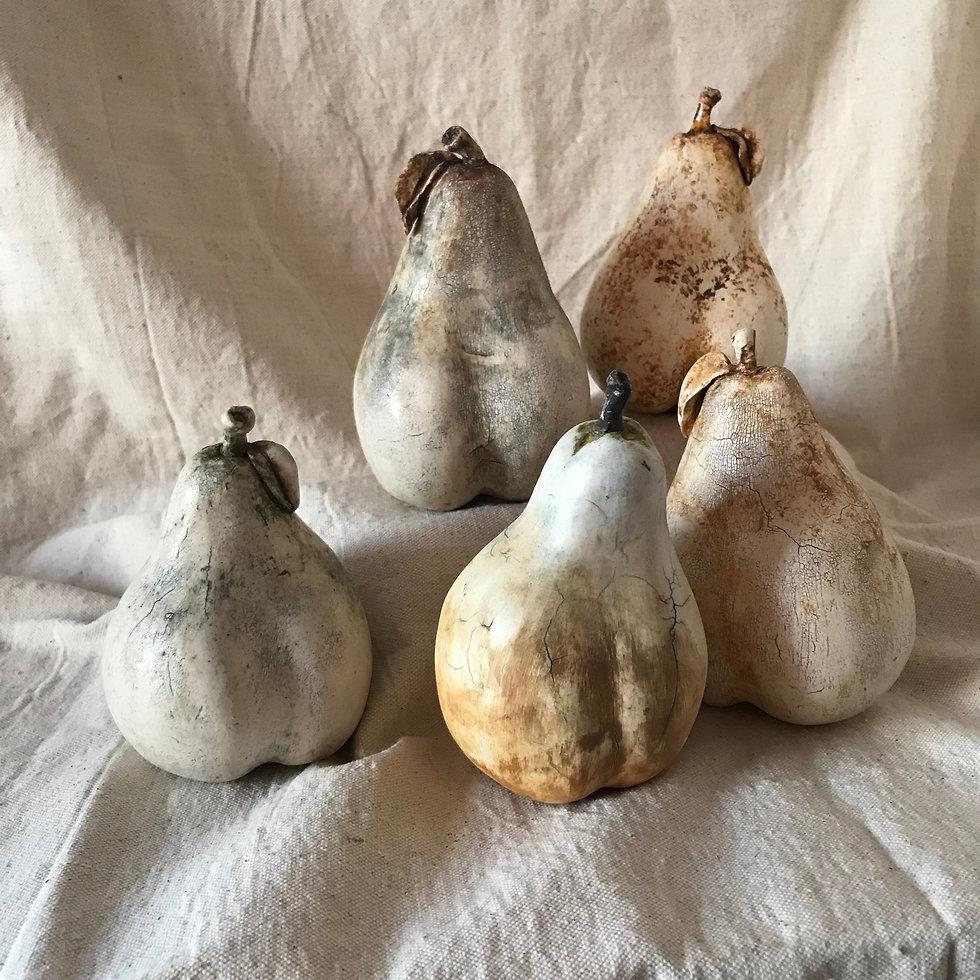 sexy pears, Helene Fleury