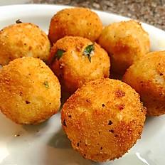 arancini {rice balls}