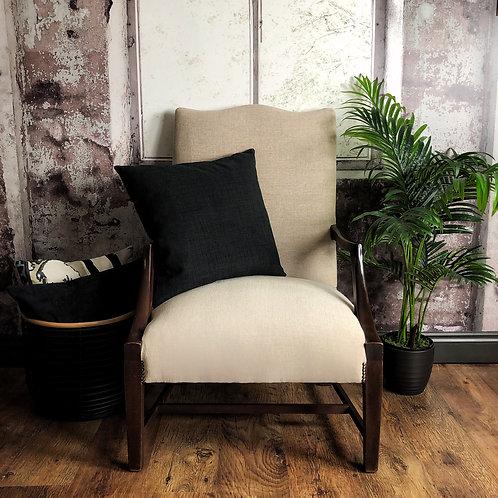 Victorian Gainsborough Chair