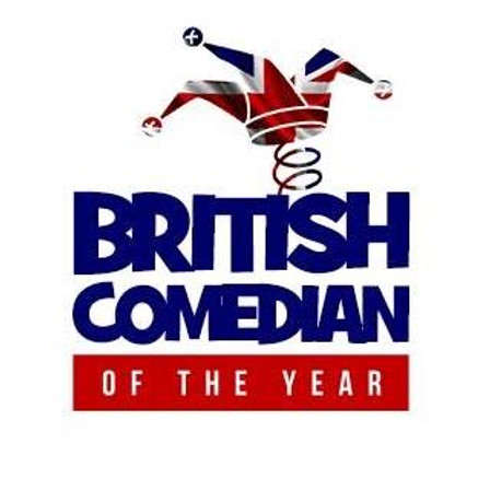 CAMBERLEY - BRITISH COMEDIAN OF THE YEAR