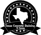 Texas Concrete Staining Logo
