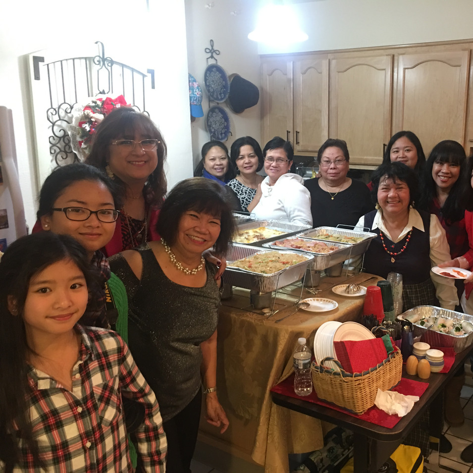 Fil-Am Christmas Party