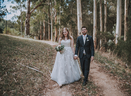 Jarrac & Georgia's Wedding at Old Woodhouse Manor