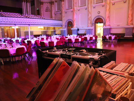 ICEN 2019 Conference Dinner at Adelaide Town Hall