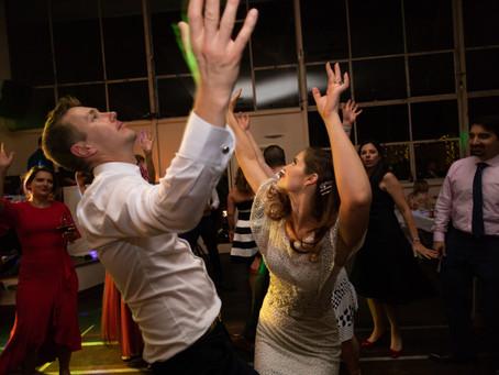 Linc & Ally's Wedding at Belair Community Centre