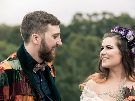 Phillip & Kaz's Wedding at Greenhill Wines