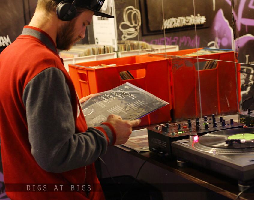 Digs at Bigs Vol.1 by Funk Bros DJs