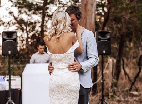 Erik & Myriah's Wedding at Kuitpo Hall