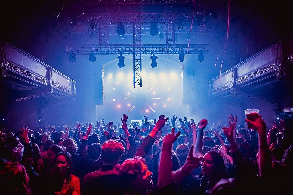 DJ All-Round Party Bal van Barbara Vooruit Gent