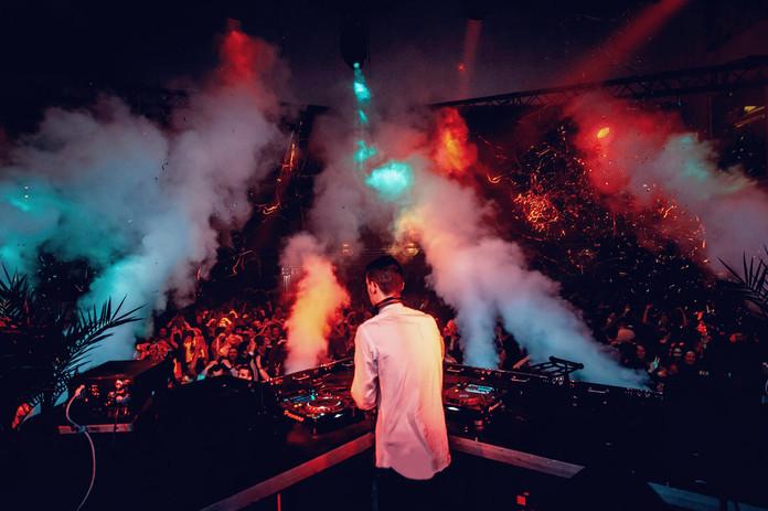 DJ NYE 'CHEERS 2019'