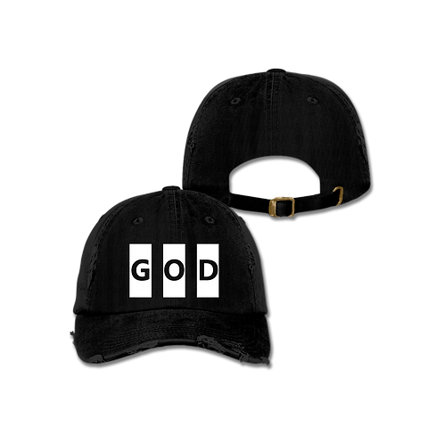 Distressed God Hats