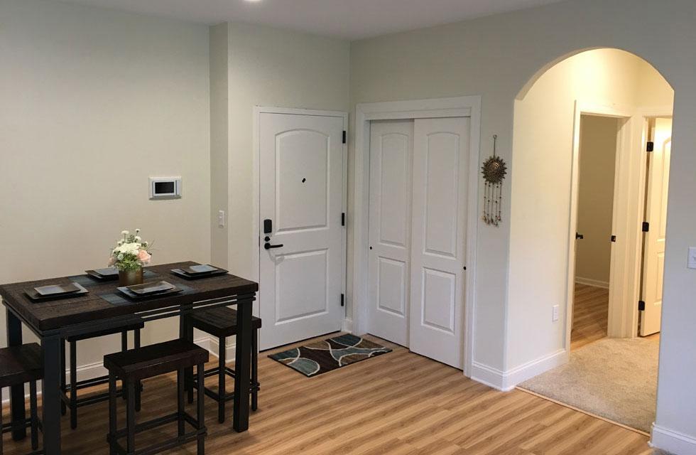 Residences-Entry