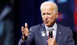 Biden, accused of sexual assault, vows to reverse Trump protections for those accused of sexual misc