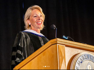 Fight Over DeVos Campus-Assault Rule Change Struggles to Gain Traction