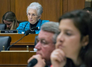 New House education chairwoman Virginia Foxx favors rolling back Obama regulations