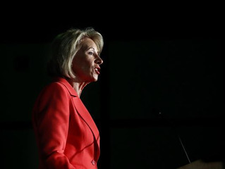 Op-Ed: In defense of Betsy DeVos' Title IX plan