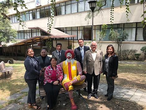 Fundación Inclusión Mundial, Fundación Infantil Ronald McDonald