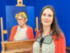 Sky Arts Portrait Artist of the Year 201