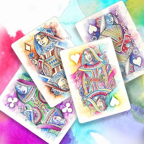 MT Designs Art Studio - Watercolour Play