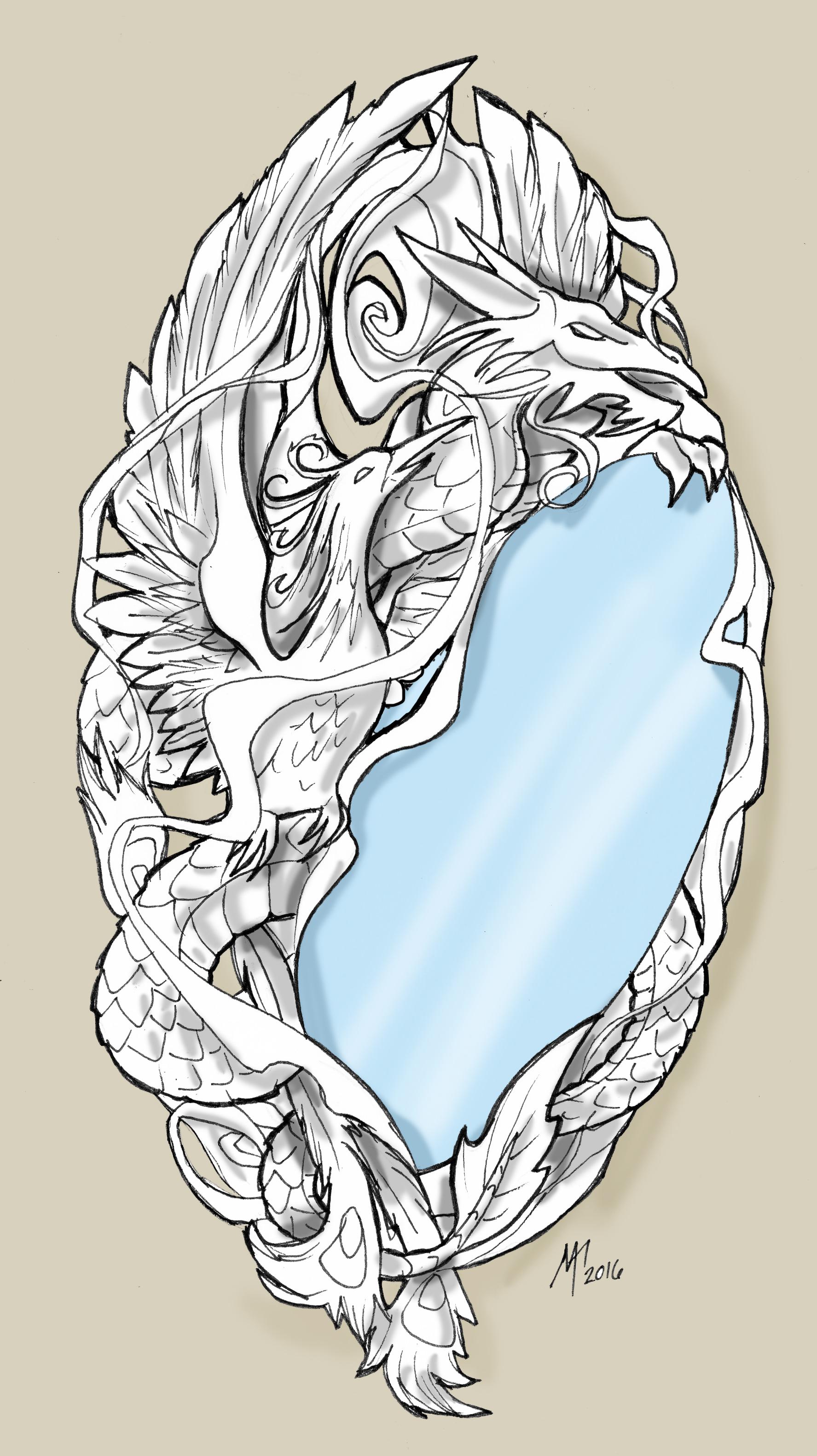 Phoenix Dragon 01