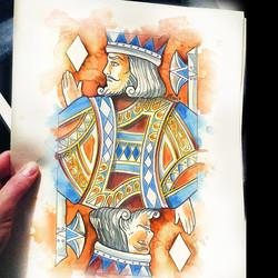KC - Watercolour 01