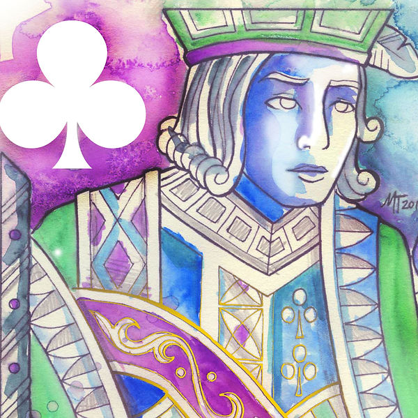 Jack of Clubs - Watercolour 01.jpg