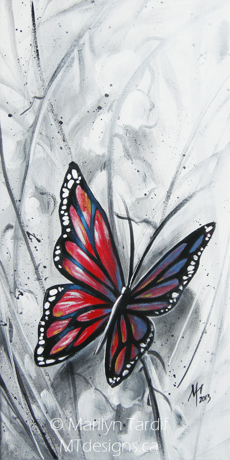 Red_Butterfly_-_©_Marilyn_Tardif_-_MT_Designs_Art_Studio