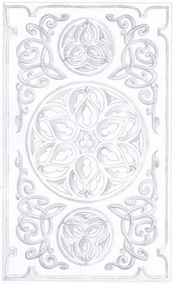 Ceiling sketch 03B