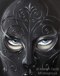 Scarlett_the_Club_Queen_-_©_Marilyn_Tardif_-_MT_Designs_Art_Studio