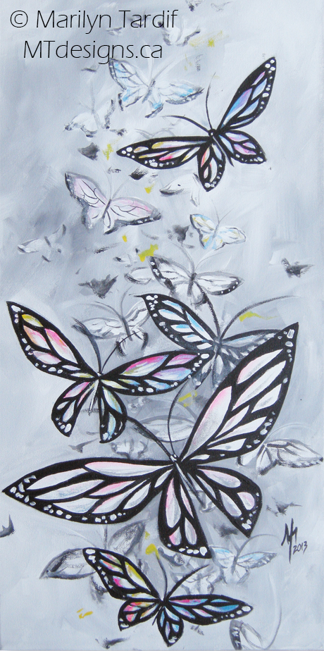 Red_Butterflies_-_©_Marilyn_Tardif_-_MT_Designs_Art_Studio