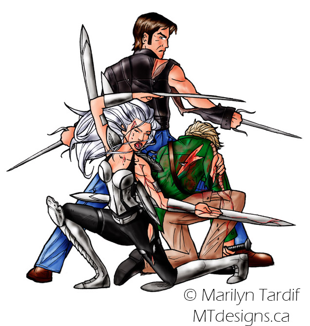 Hero_Trio_-_©_Marilyn_Tardif_-_MT_Designs_Art_Studio