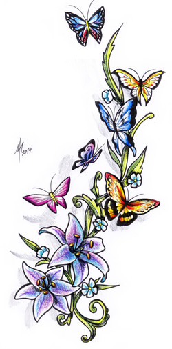 Tattoo 01 - Color
