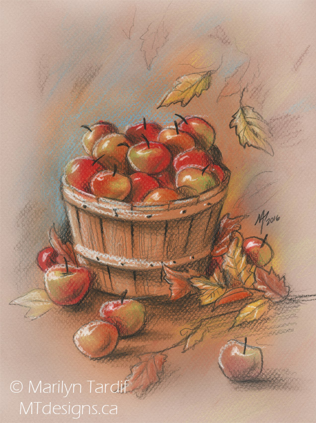 Fall_Apples_-_©_Marilyn_Tardif_-_MT_Designs_Art_Studio