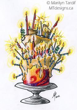 Cake_-_©_Marilyn_Tardif_-_MT_Designs_Art_Studio