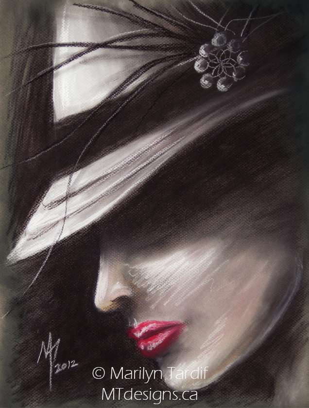 Film_noir_Lady_-_©_Marilyn_Tardif_-_MT_Designs_Art_Studio