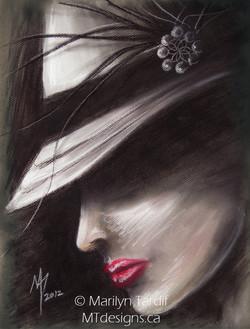Film_noir_Lady_-_©_Marilyn_Tardif_-_MT_Designs_Art_Studio