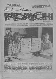 Masquers 1977 Newspaper Article