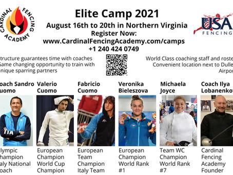 Elite Camp 2021