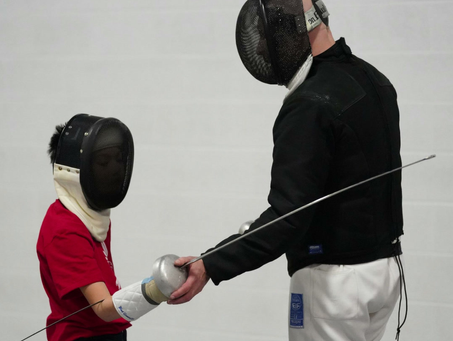 Announcing Beginner Private Fencing Lessons!