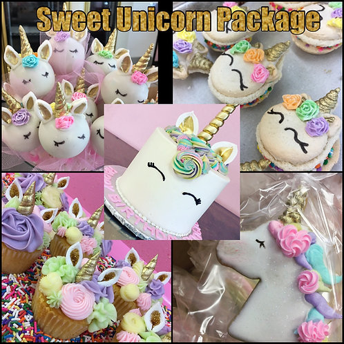 Sweet Unicorn Package