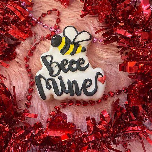 Beee Mine Sugar Cookie