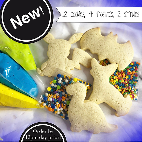 DIY Cookie Decorating Set