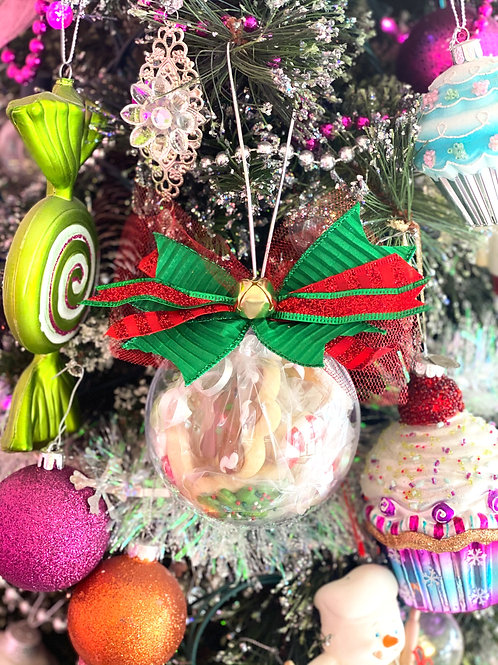 Cookie Filled Ornament
