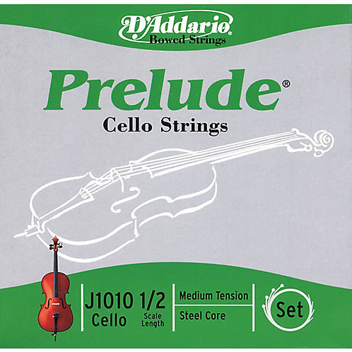 Prelude Cello Strings-price varies by string type